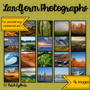 Landform Photo Backgrounds