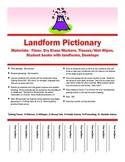 Landform Pictionary