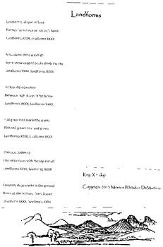 Landform Poem
