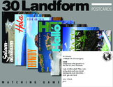 Landform Postcards Game