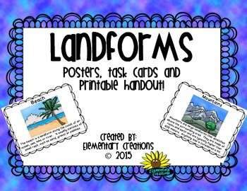 Landform Posters and more
