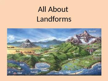 Landform Powerpoint