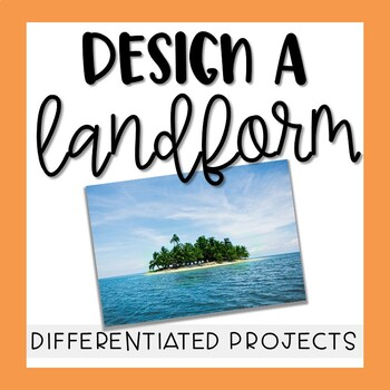 Make Your Own Landform Project