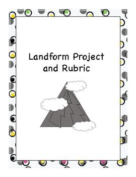 *Map Skills* Landform Project