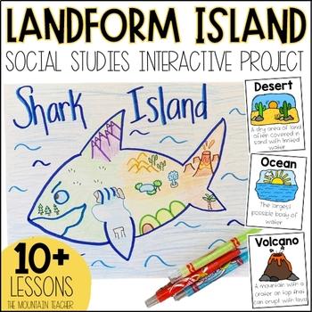 Landform Project - Landform Island