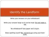 Landform Review  Project