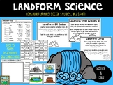Landform Science and STEM Pack