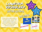 Landform Sorting Station