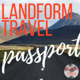 Landform Travel Passport