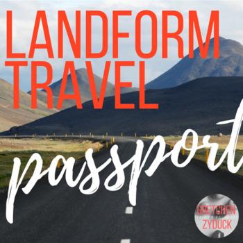 Landform Travel Passport