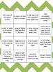 Landform Vocabulary Bingo