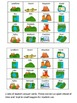 Landform Vocabulary Reverse Bingo