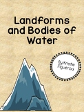 Landform and Bodies of Water Unit: Grade 3 Essential Standards 3.E.2