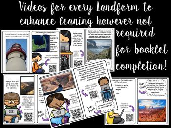 Landform nonfiction booklets #2
