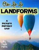 Landforms Activities and Unit