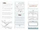 Landforms Pamphlet (English)