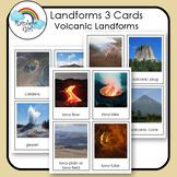 Volcanoes & Volcanic Landforms