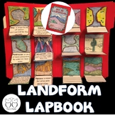 Landforms Lapbook Project