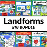 Landforms BIG BUNDLE