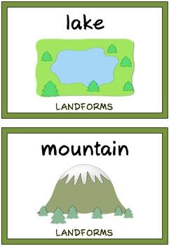 Landforms (BUNDLE PACK)