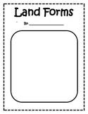 Landforms Book