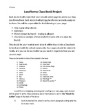 Landforms Book Project & Rubric