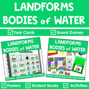 Landforms { Bundle }