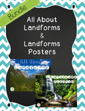 Landforms {All About Landforms & Landforms Posters - Real Images}