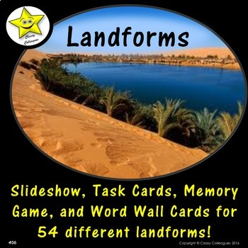 Landforms Bundle