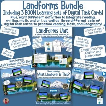 Landforms Bundle