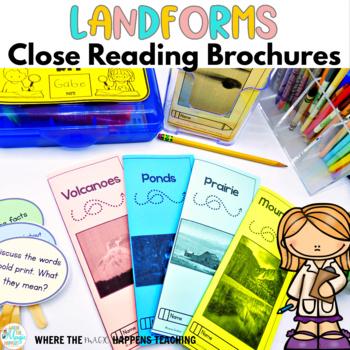 Landforms Close Reading