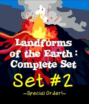 Landforms Complete Set (#2 - Special Order!)