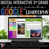 Landforms Digital Close Reads