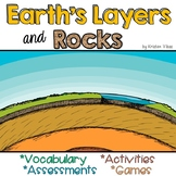 Landforms: Earth's Layers and Rocks
