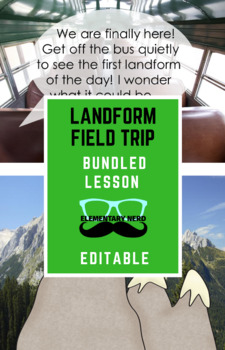 Landforms Field Trip