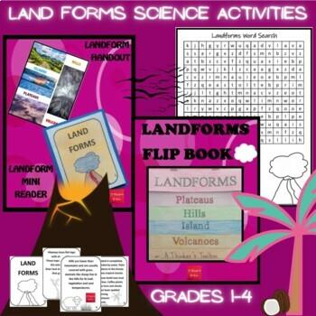 Landforms Flip Book 2