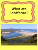 Landforms - General Unit with New York State Extension