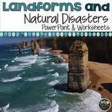 Landforms Activities and Power Point