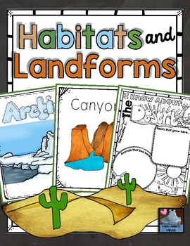 Habitats and Landforms {For the Beginner}