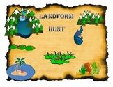 Landforms Hunt