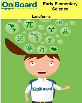 Landforms-Interactive Lesson