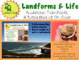 Landforms & Life on the CA Coast