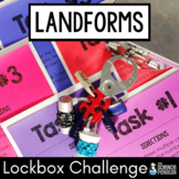 Landforms Lockbox