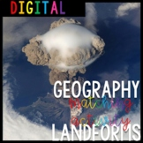 Landforms Matching Activity with Google Drive
