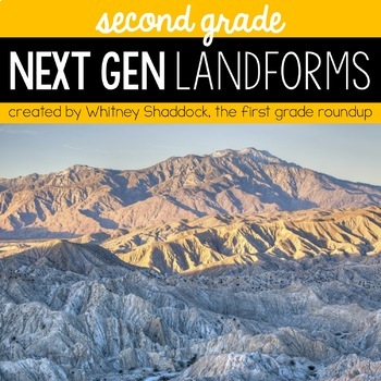 Landforms Next Gen Science Unit