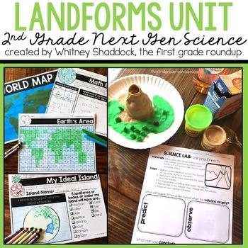 Landforms Next Generation Science Unit