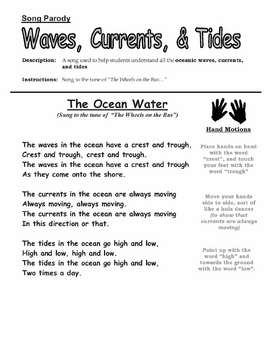 """Landforms & Oceans - """"Who Needs the Textbook?"""" (9 pages)"""