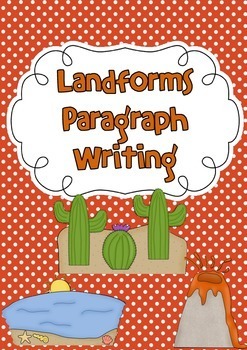 Landforms Paragraph Writing