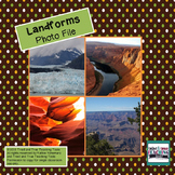 Landforms Photo File