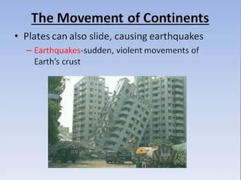 Landforms, Plate Tectonics, and Human-Environment Interaction Presentation